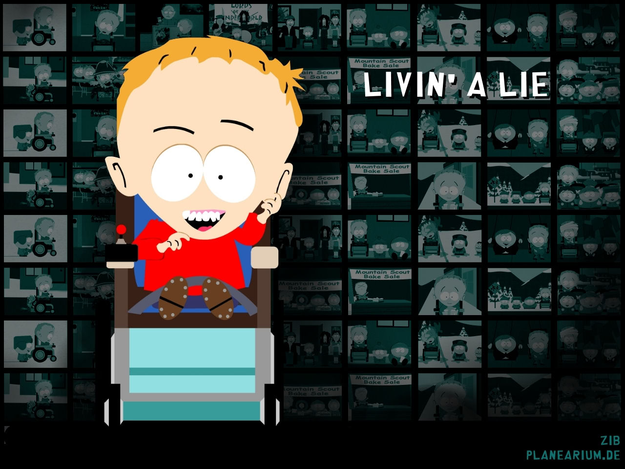 South Park Characters Timmy By Zwerg Im Bikini On Deviantart