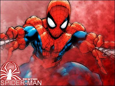 Spider-Man by RewYnd-R