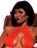 PSP-Pam Grier by Acerbic450