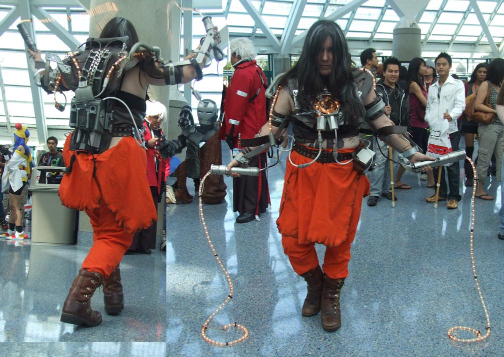 Whiplash Costume by ayila