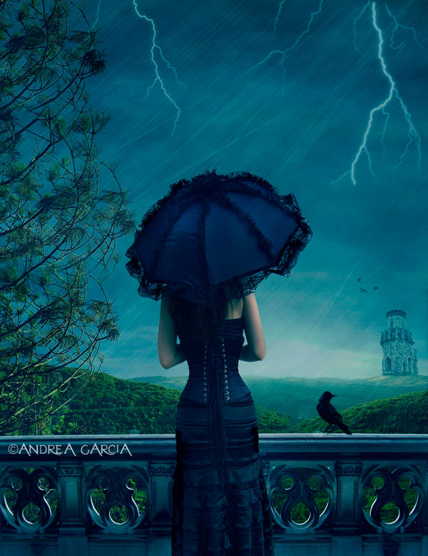 Umbrella by AndyGarcia666