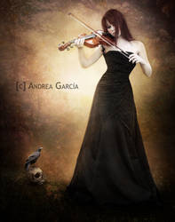 Sunset Melody by AndyGarcia666