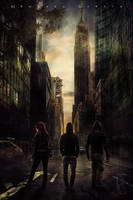 Shadows of the City by AndyGarcia666