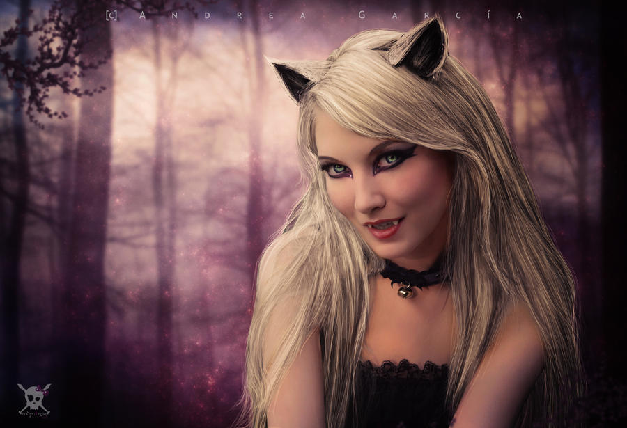 Kitty Comission by AndyGarcia666