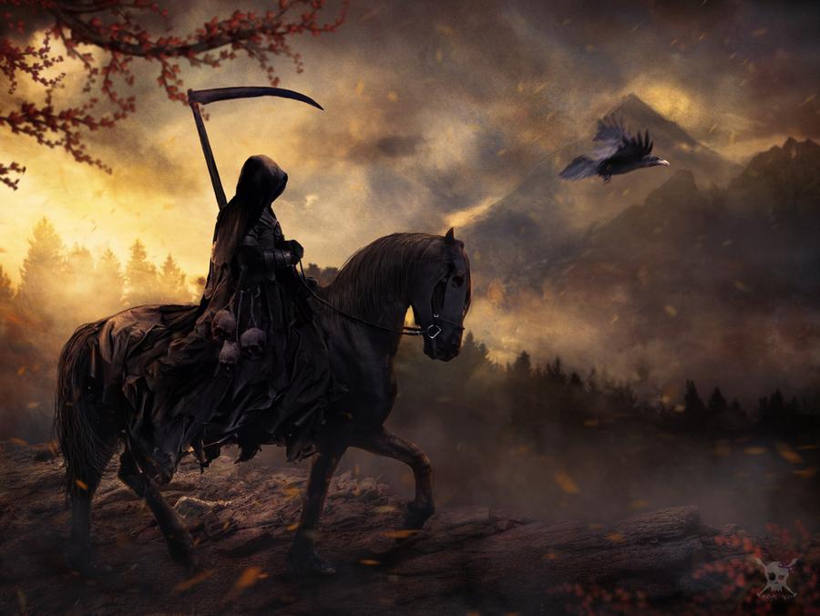 Shadows of Death by AndyGarcia666