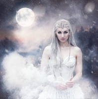 Snow Princess by AndyGarcia666
