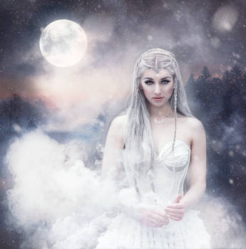 Snow Princess by AndyGarcia666