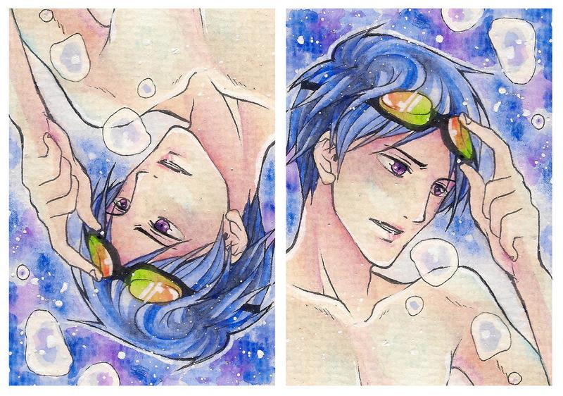 Free! - Rei by Shiita