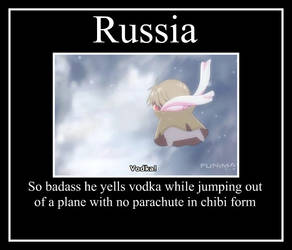 Hetalia Motivational - Russia by iceblade56