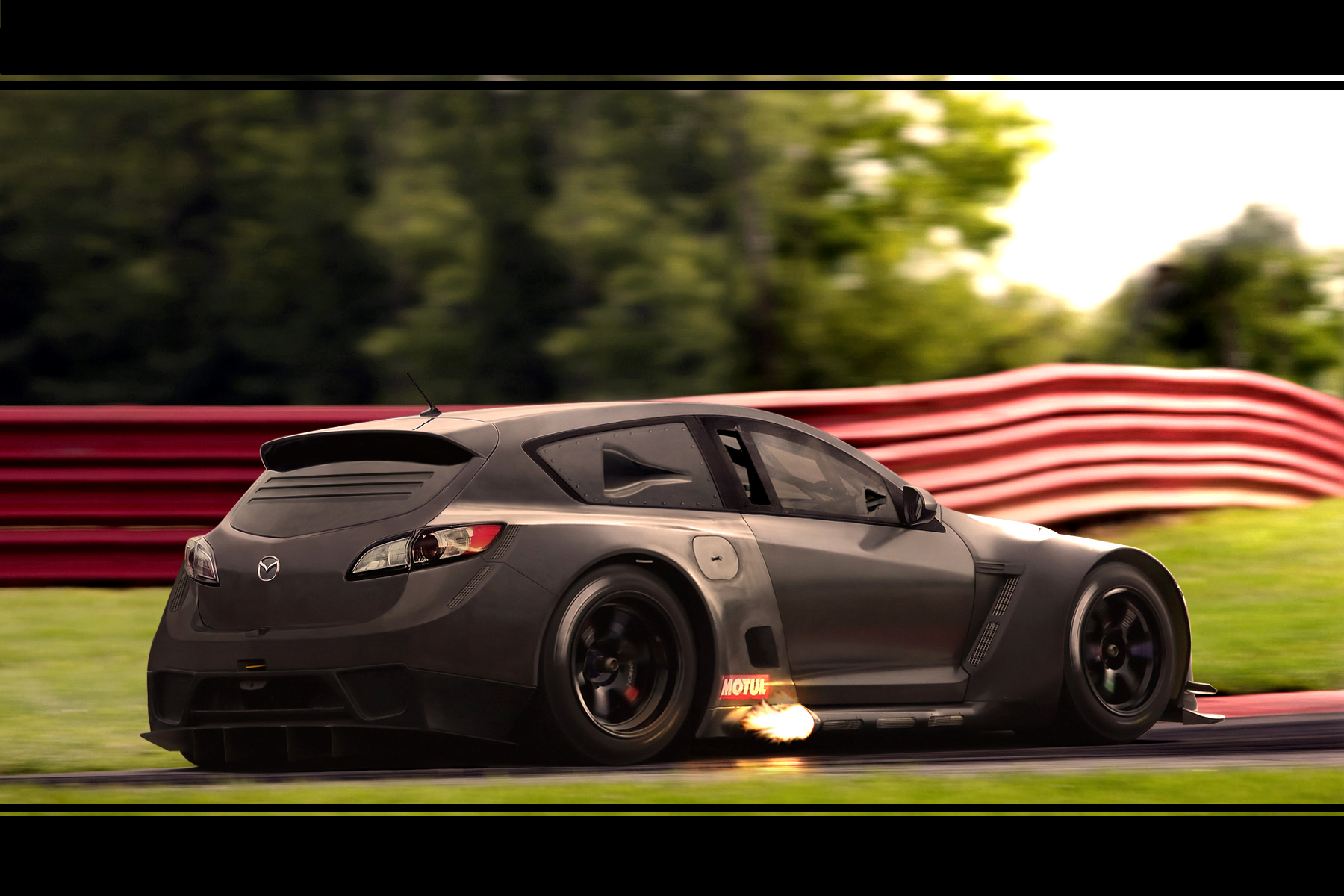 Mazda Speed 3 >> Gen2 Wide Body Kit - Mazdaspeed Forums