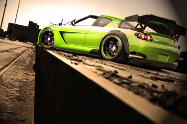 RX8 TARGA by ROOF01