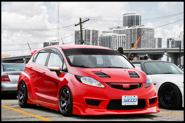 FORD FIESTA S2000 LIMITED EDIT
