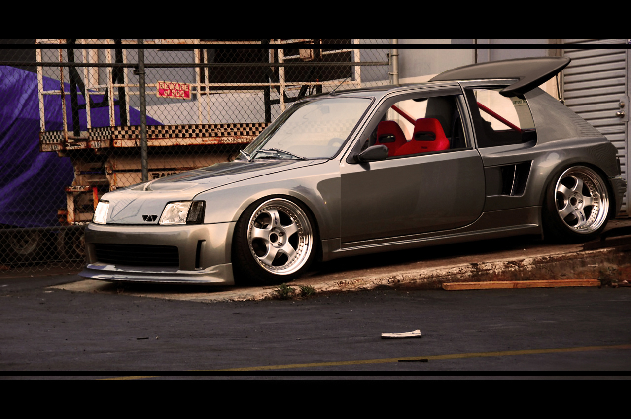 peugeot 205 t16 by ROOF01