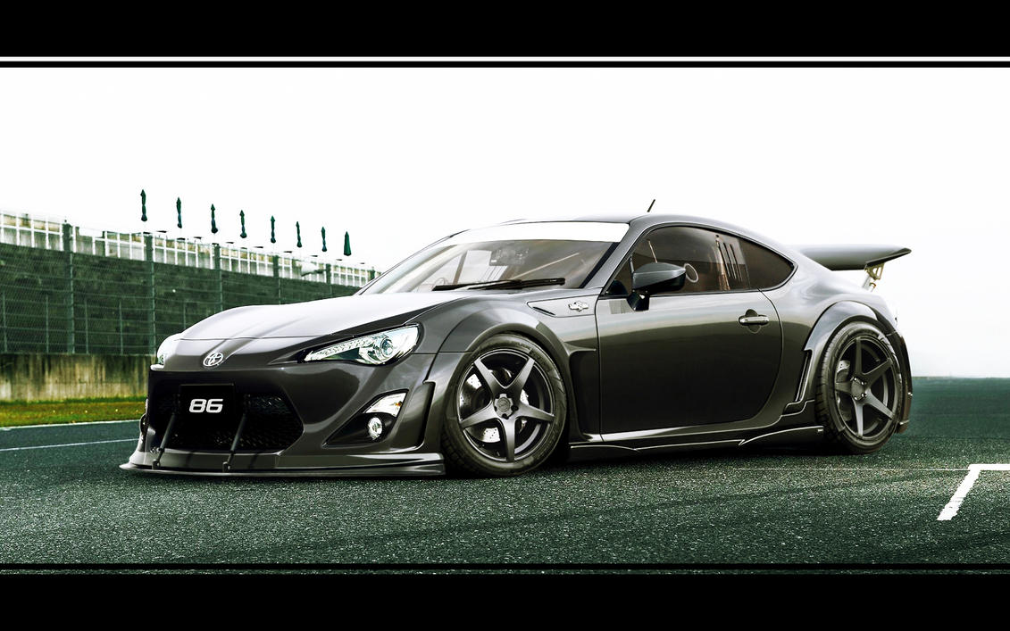 TOYOTA GTR 86 by ROOF01