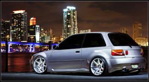 Toyota starlet 95