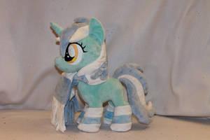 Filly Lyra Plush by KarasuNezumi