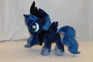 Filly Luna Plush by KarasuNezumi
