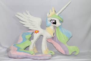 Complete! Life Size Princess Celestia