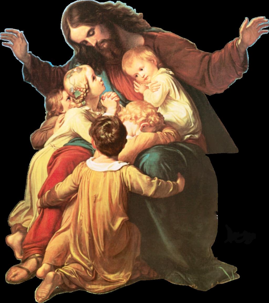 jesus children by joeatta78 on deviantart