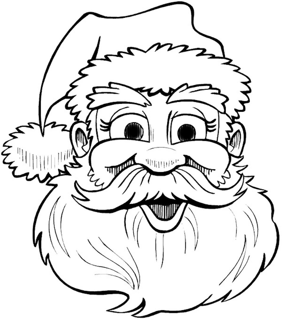 Santa Claus Face Patterns By Joeatta78 On DeviantArt