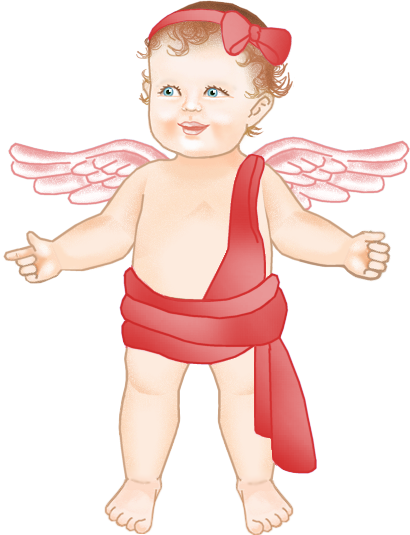 red baby angel clipart by joeatta78 on deviantart rh joeatta78 deviantart com baby angel clipart free baby angel wings clipart
