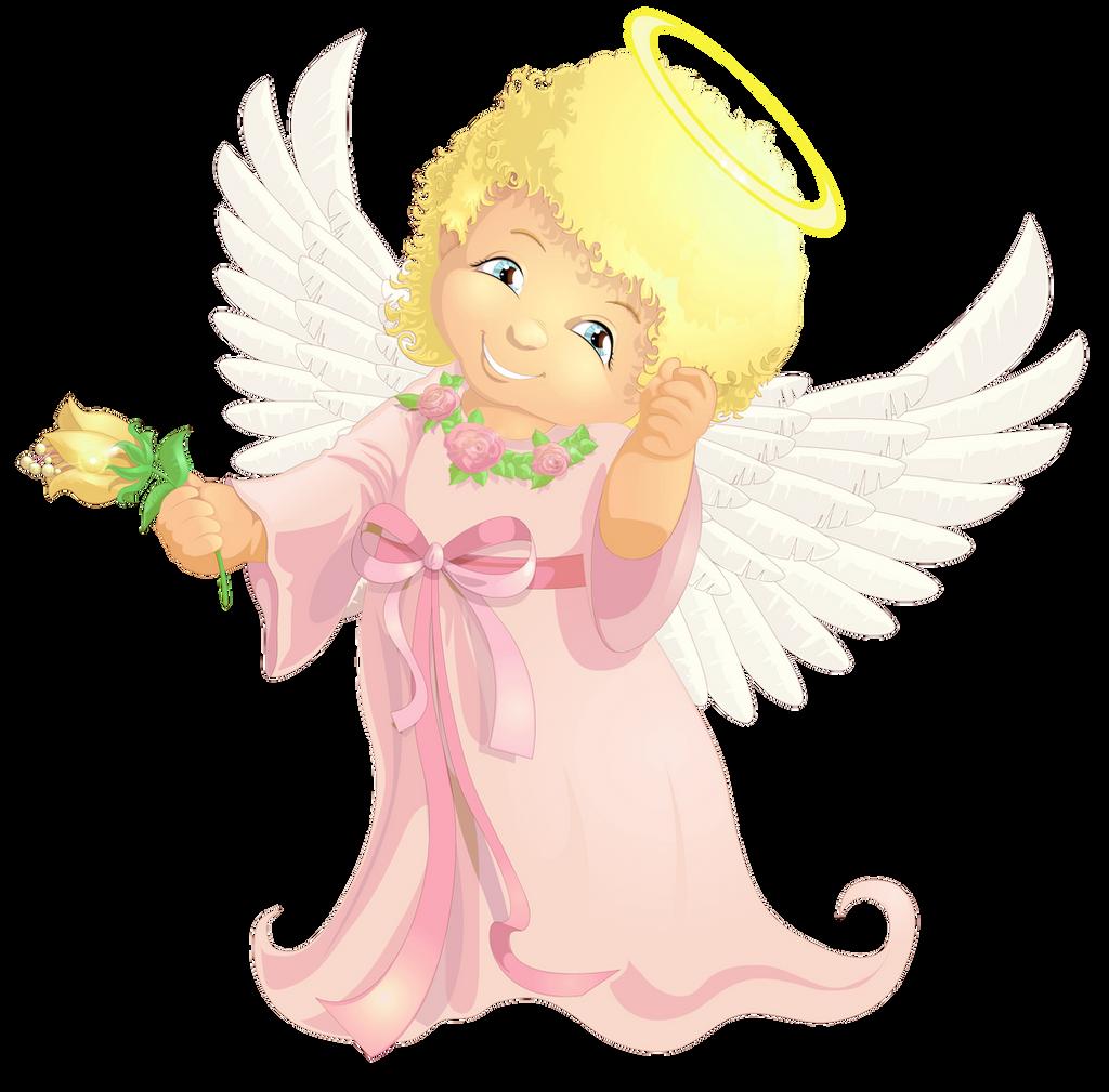 Cute Angel Transparent PNG Clipart by joeatta78 on DeviantArt