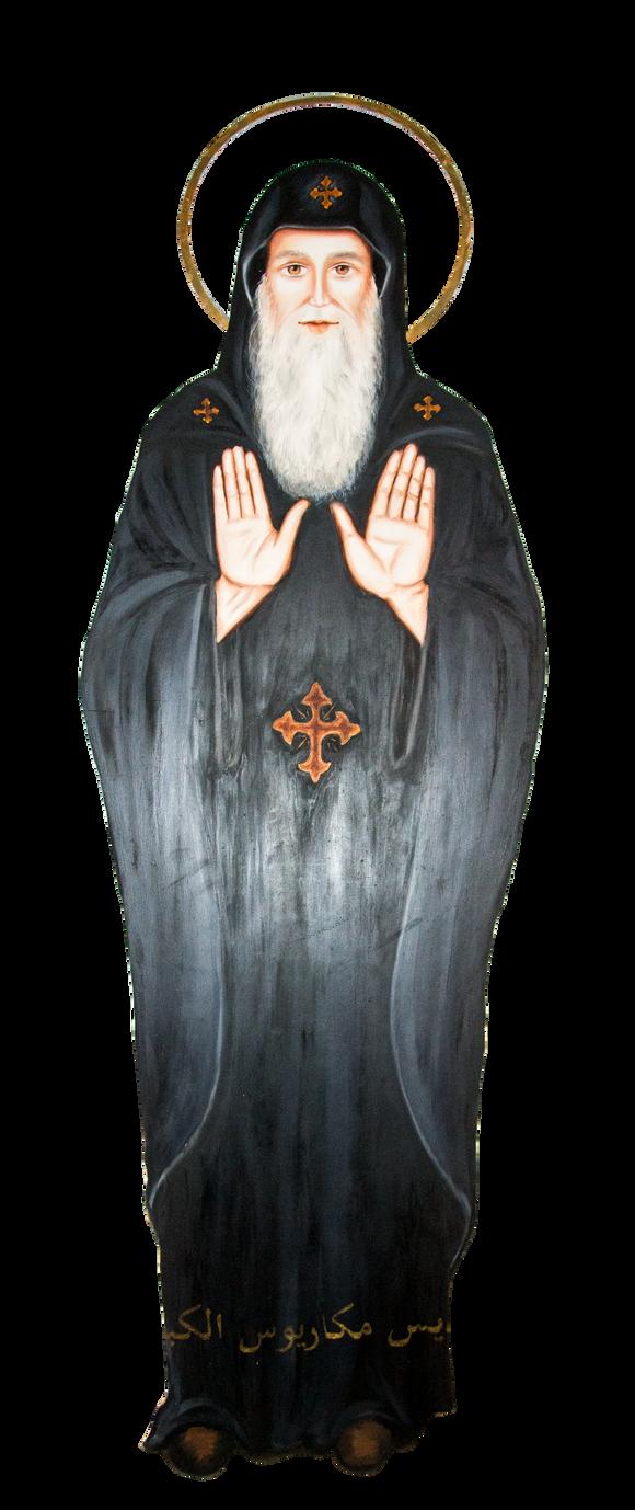 saint makarous by joeatta78