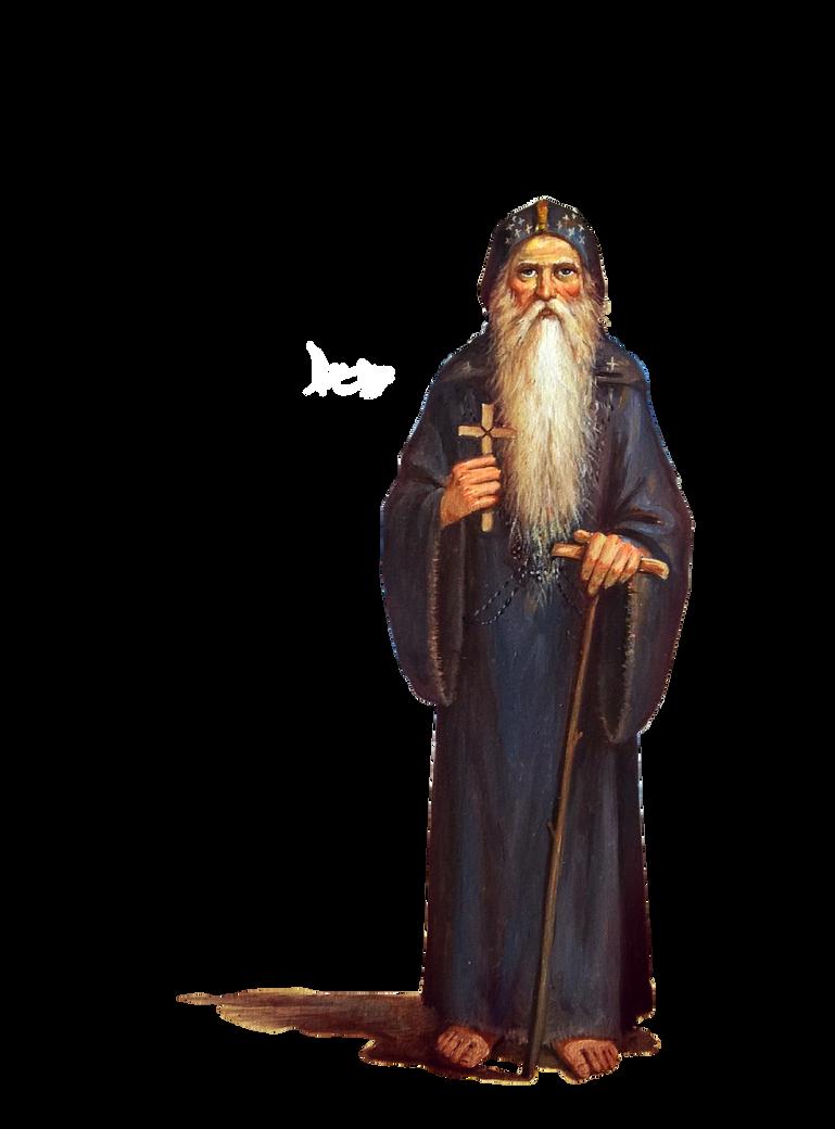 Saint Gheleon El Saeh by joeatta78