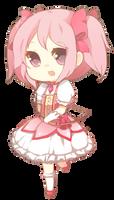 Cutie- Madoka by niaro