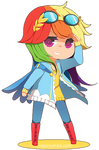 MLP- Rainbow Dash