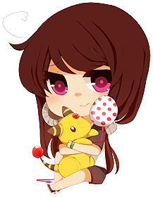 Cutie- sutsuki332 by niaro