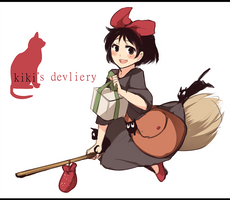 Kiki's Delivery Service by niaro