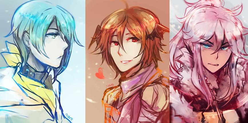 Colorburst Style by niaro