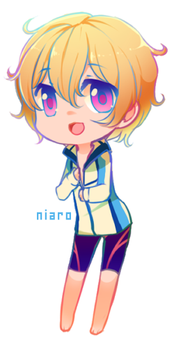 Free! - Nagisa by niaro