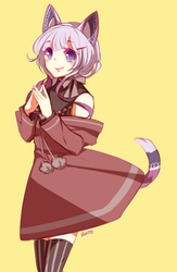 Lacie: Extra! by niaro