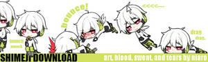 KagePro: Konoha Shimeji [UPDATE mac ver.]