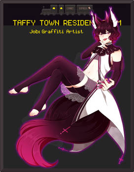 EE: Taffy Town Shion