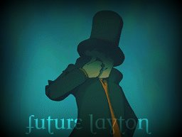 Future Layton by Rosie311