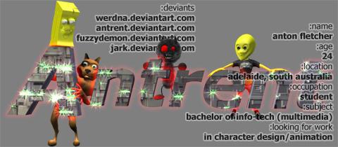 antrent's Profile Picture