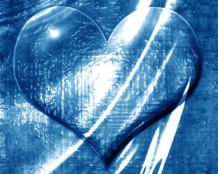 Heart waterdrop by arghus