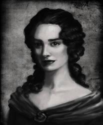 Portrait of Nastasia Filipovna