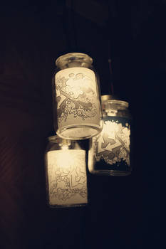 Jar-O'-Lantern