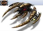 Turikasuul fighter concept