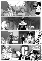 Guest comic for Amya by CarpeChaos