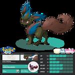 Pokemon Dyko - Maluseon