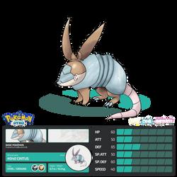 Pokemon Dyko - Cintus