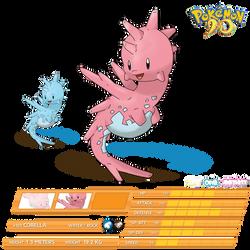 Pokemon Dyko - Corella by BlackySpyro
