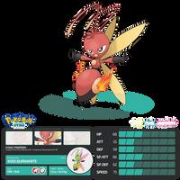 Pokemon Dyko - Burnamite
