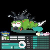 Pokemon Dyko - Wormit