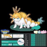 Pokemon Dyko - Seaskido